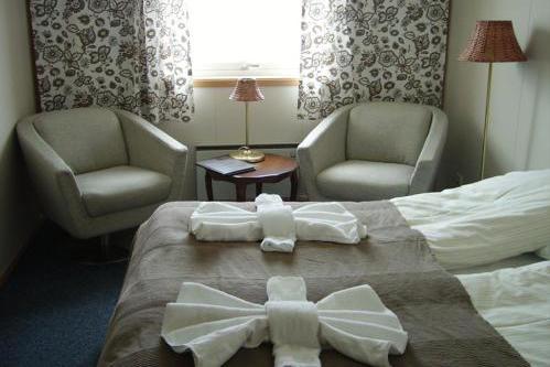 2-manns hotellrom